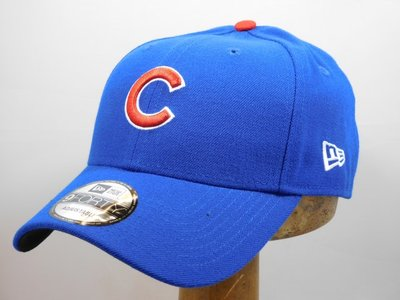 New Era baseballcap Chicago Cubs kobalt