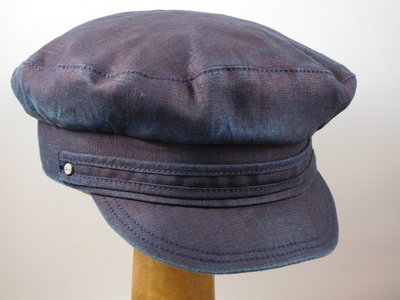 Wigens sailorcap blauw