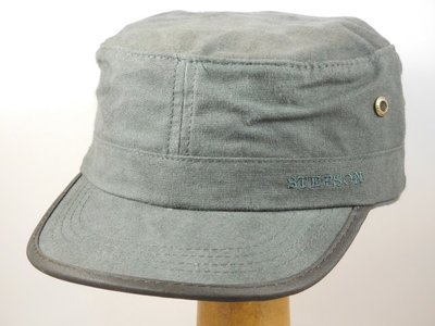 Stetson Army cap antraciet
