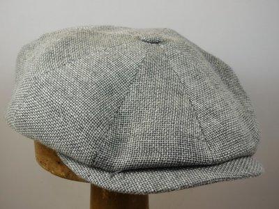 Stetson 'Hatteras' Wool & Linnen / Lichtgrijs