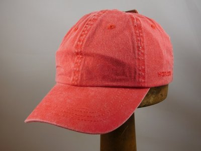 Hatland baseballcap 'Joey' rood