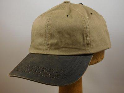 Hatland Baseballcap Cotton 'Nadal' Bronze