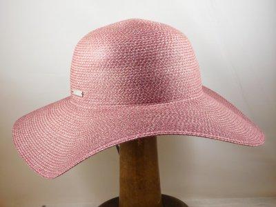 Seeberger zomer 'flaphoed' burgundy