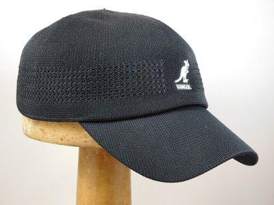 Kangol Spacecap Ventair / Zwart