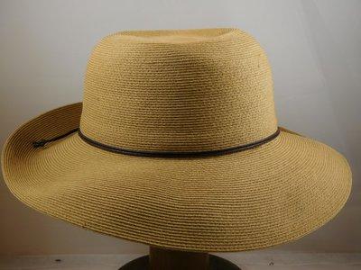 Bronte zomer flaphoed 'Anna' beige