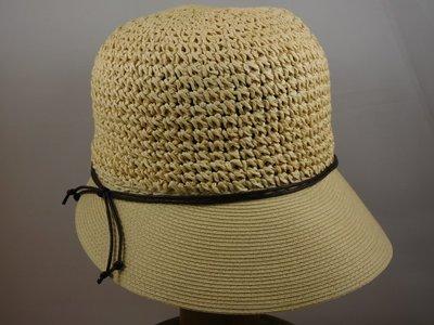 Bronte zomerpet crochet 'Emma'naturel