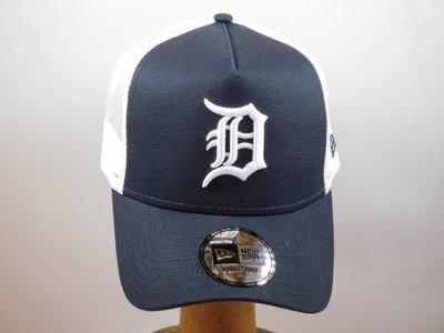 New Era baseballcap mesh Detroit Tigers dk blauw