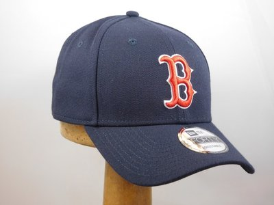 New Era baseballcap Boston Red Sox navy