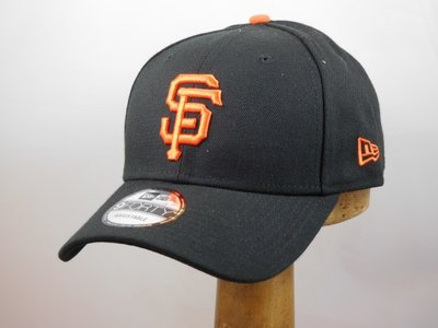 New Era baseballcap San Frisco Giants zwart