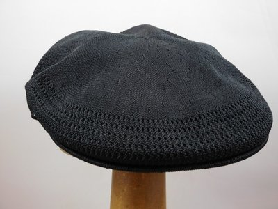 Kangol 504 tropic ventair black