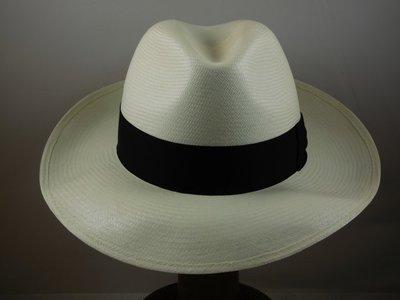 Borsalino Panama Classic 'Fino' / Black