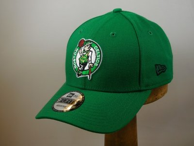 New Era baseballcap Boston Celtics groen