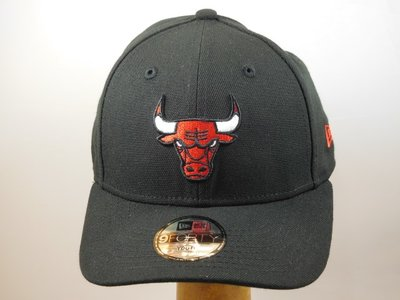 New Era baseballcap Chicago Bulls zwart Youth