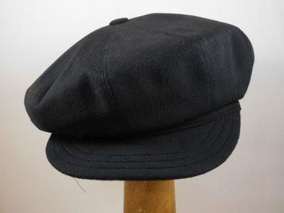 Portaluri Ballonpet 'Open' wol/cashmere / Zwart