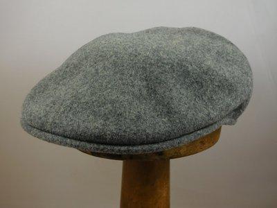Kangol Wol 504 flannel grijs