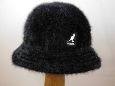 Kangol  'Furgora casual' zwart