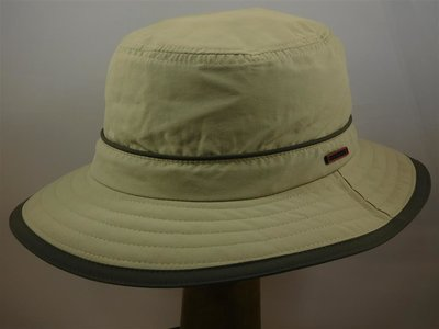 Stetson 'Kettering' trekking hoed naturel
