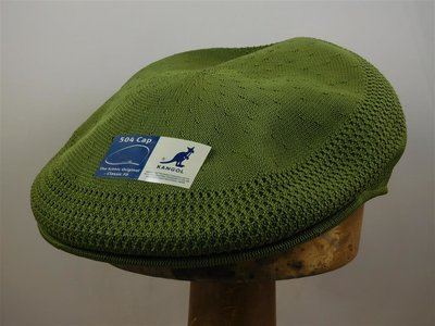 Kangol 504 Tropic Ventair / Armygreen