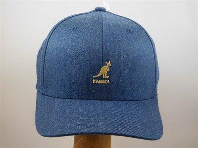 Kangol Baseballcap Flexfit / Navy