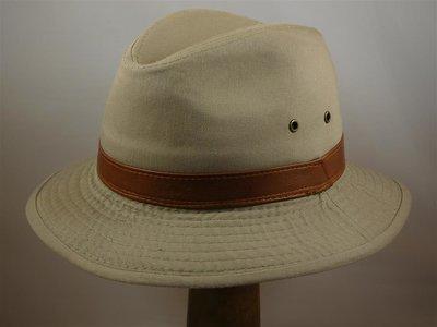 Hatland zomerhoed 'Bushwalker' beige