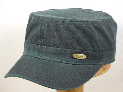 Fiebig army cap zwart