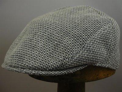 Borsalino Woven Cotton & Linen / Krijt