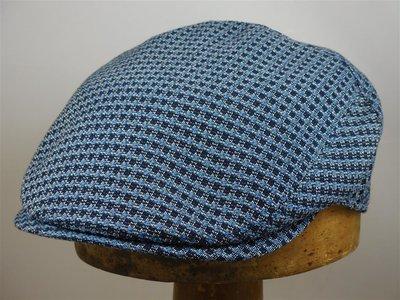 Borsalino Woven Cotton / Marine