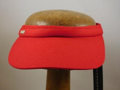 Seeberger Visor / Zonneklep rood
