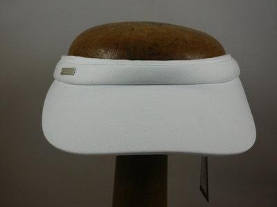Seeberger Visor / Zonneklep wit
