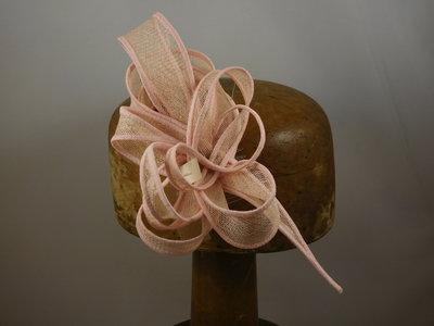 Haarversiering 'Eigen Atelier' zacht roze