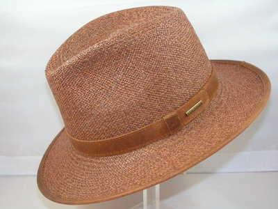 STETSON 'GRINELL' PANAMA OUTDOOR TORCIDO