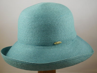 Bronte zomerhoed 'Zoey' Teal