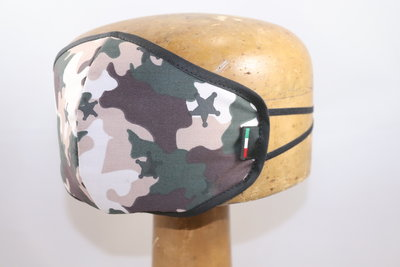 Once by Portaluri Mondkap Camouflage