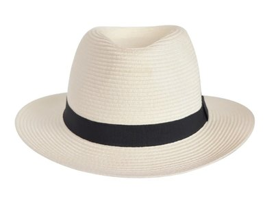 House of Ord - Pana-Mate -Fedora Ivory