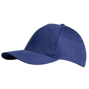 Fiebig Baseball Cap Katoen Navy