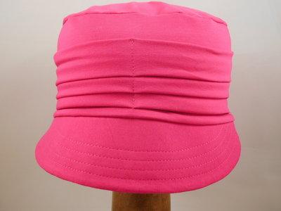 Fiebig zomer jersey pet / pink