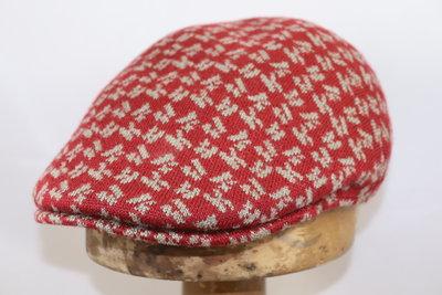 Kangol Seamless Wool 507 Square Red Velvet