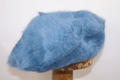 Seeberger Alpino Angora Jeans Blue
