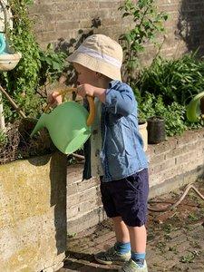 Kinder vissershoed NATUREL