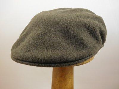 Kangol Wool 504 cap LODEN