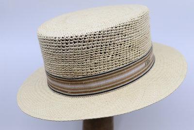 Tesi Panama Crochet Boater