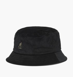 Kangol Corduroy Bucket BLACK