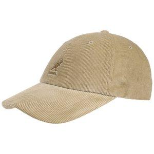 Kangol Cord Baseball Cap BEIGE