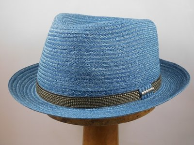 Stetson 'Shields toyo' blauw