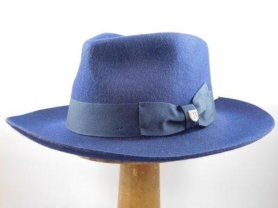 Brixton 'Lopez' blauw