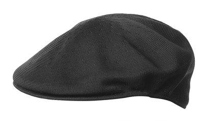 Kangol 504 tropic zwart