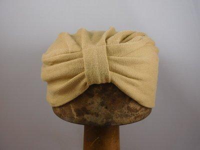 Parkhurst 'Turban' katoen beige