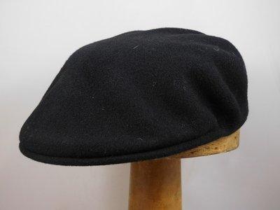 Kangol Wol 504 / zwart