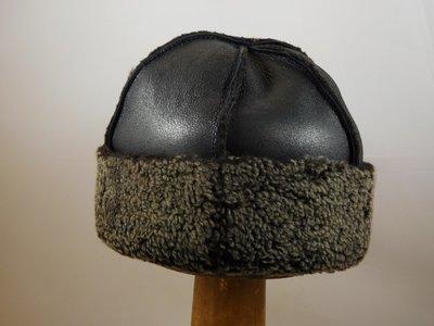 Bronte bontmuts shearling zwart