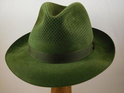 Tesi bogart haarvilt 'laser' green